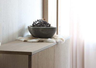 Zwevend tv meubel eikenhout meeldijk meubelmakerij meubelrestauratie - Hoogslaper met geintegreerde garderobe ...