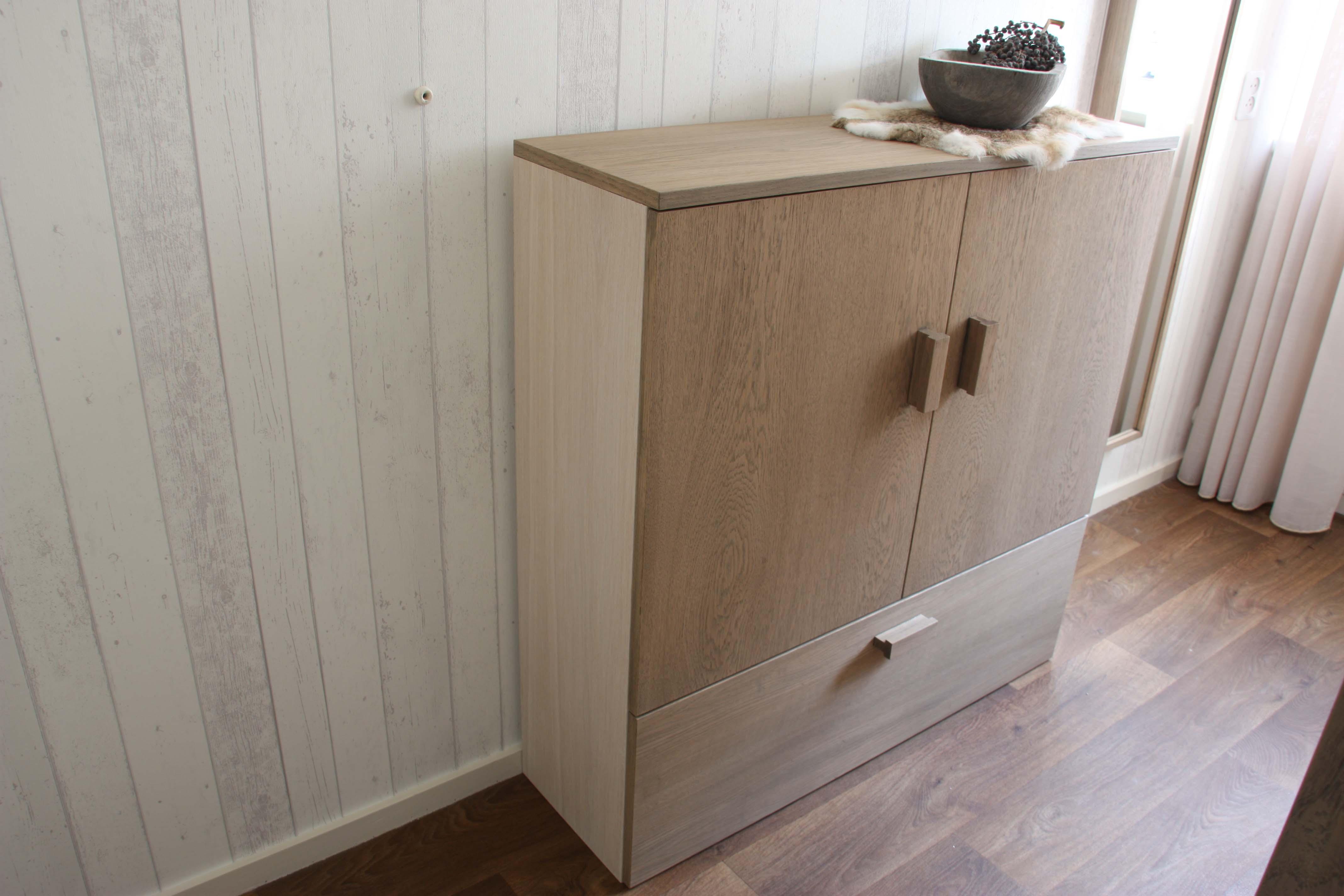Hoogslaper kamerinrichting meeldijk meubelmakerij meubelrestauratie - Op maat hoogslaper ...