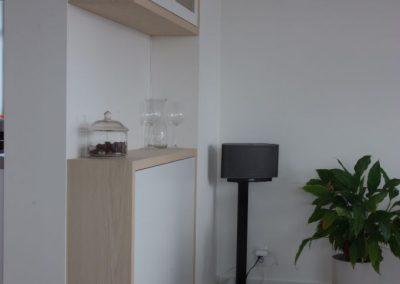 Tv meubel, dressoir & vitrinekast
