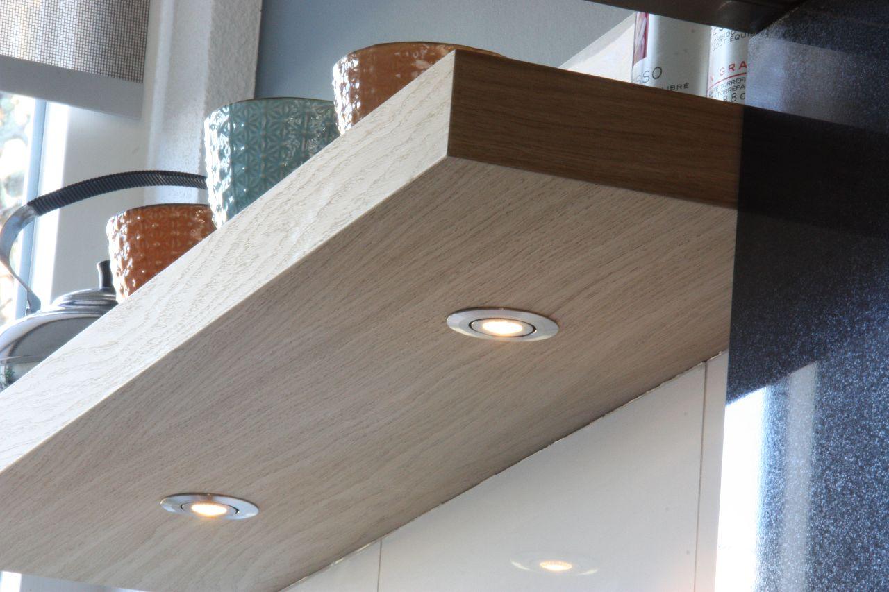 Zwevende Plank Met Lades.Zwevend Tv Meubel Eiken Wit Meeldijk Meubelmakerij