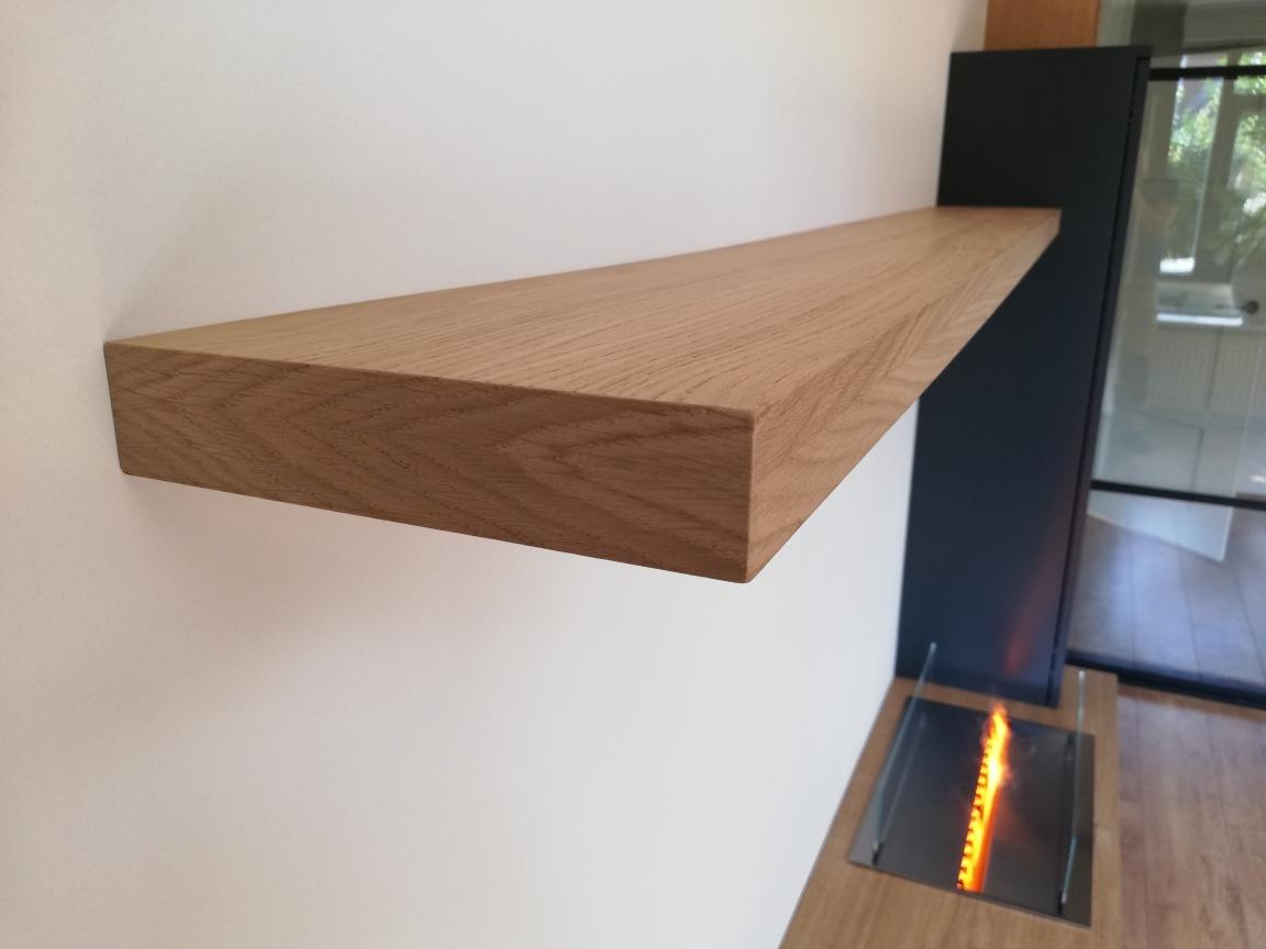 Zwevende Plank Onder Tv.Zwevende Haard Finest Tv Meubel Zwevend Haard Lll With Zwevende