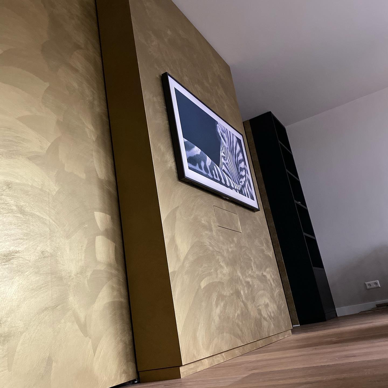 Wandmeubel- tv meubel llll