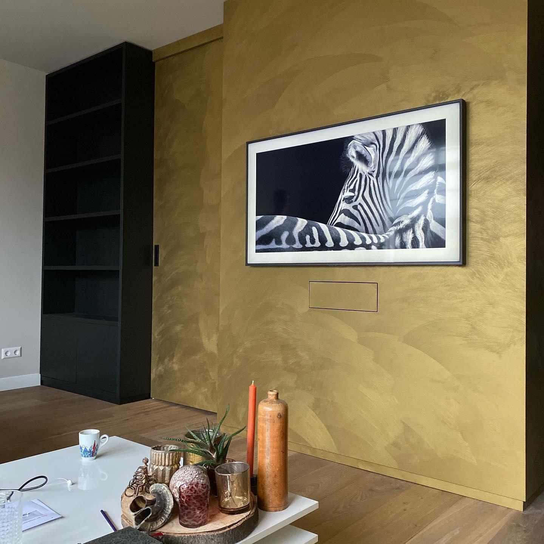 Wandmeubel- tv meubel
